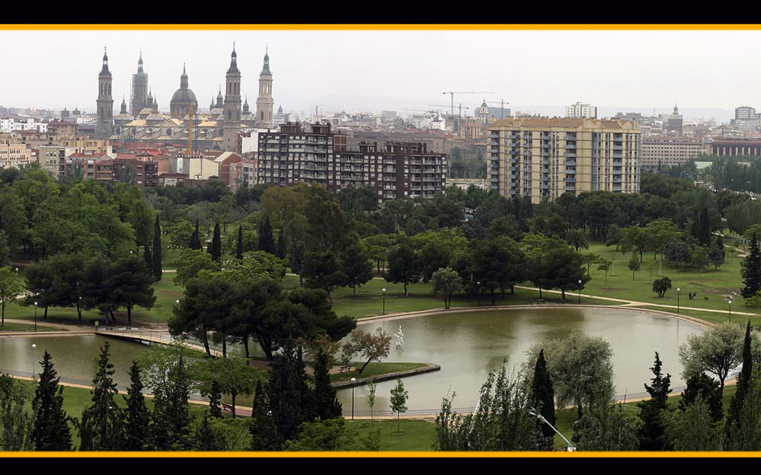 Proyecto instalación y automatización del riego del parque del Tío Jorge Zaragoza